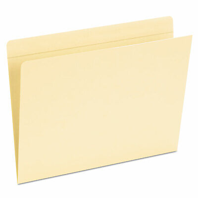 Pendaflex Pocket Folders Straight Cut Top Tab Letter Manila 50box 16651