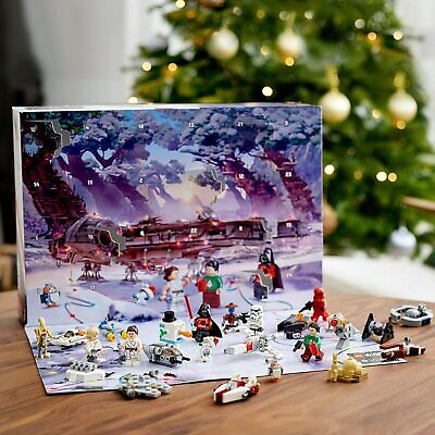 Advent Calendar 75279 Building Kit for Kids New 2020 (311 Pieces)