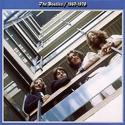 The Beatles - 1967-1970 (The Blue Album) - New Sealed Double Vinyl LP
