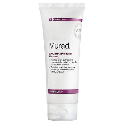 Murad Age Reform Aha Bha Exfoliating Cleanser 6 75 Oz New In The Box