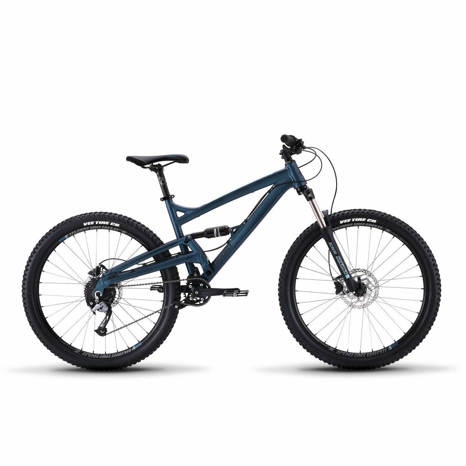 New 2019 Diamondback Atroz 2, Hydraulic Disc Brakes, Dual Suspension-SM, MD, LG