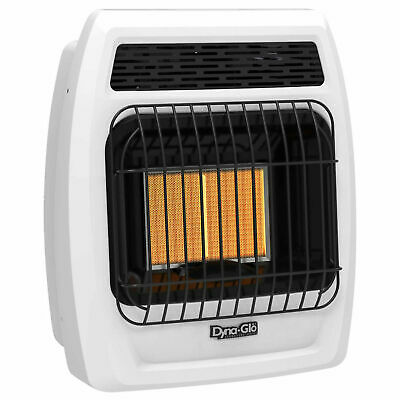 Dyna-glo Irss12lpt-2p Liquid Propane Infrared Vent Free Thermostatic Heater