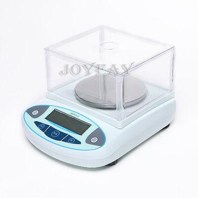 Analytical Balance 1000 X 0.01 G 10 Mg Lab Digital Precision Scale U.s. Solid