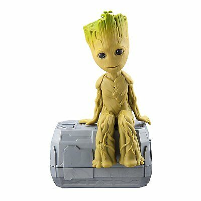 Guardians of the Galaxy Little Dancing Baby I Am Groot Toy Figure Desk Shelf Toy