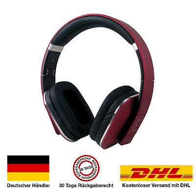 Bluetooth Wireless Stereo Over-Ear Kopfhörer mit Mikrofon Headset mit aptX & NFC Wireless Bluetooth Stereo Kopfhörer