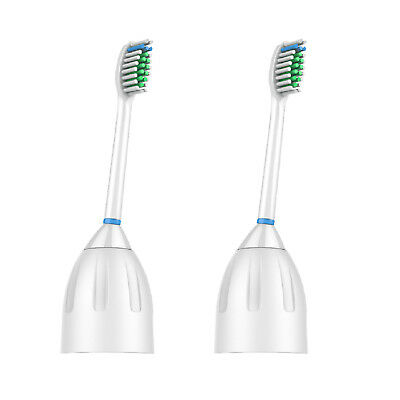 (Replacement Brush Heads for Philips Sonicare E series Toothbrush 7002 2 Pack )