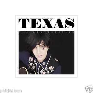 Texas - The Conversation 2 CD Deluxe Edition inc live Greatest Hits 2013 New