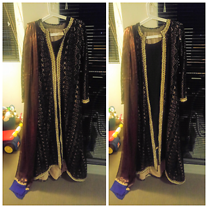 Indian/pakistani quality  long  floor legth gorgeous dress East Cannington Canning Area Preview