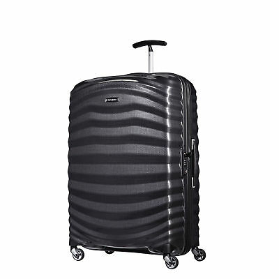 Samsonite Black Label Lite-Shock 28 Inch Spinner-BLACK