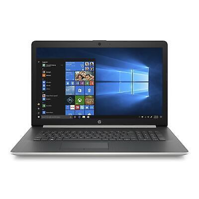 HP 17.3in HD Laptop Intel Quad Core i7-8565U 8GB RAM 256GB SSD DVDRW Windows 10