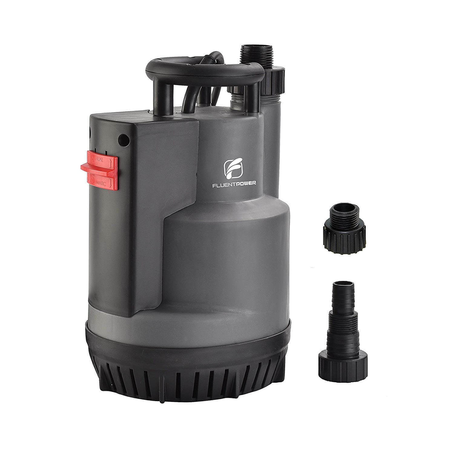 FLUENT POWER 1/2HP Automatic Submersible Water Pump Sump Pum