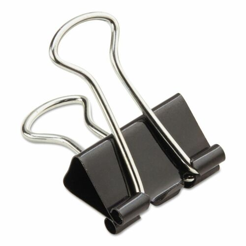 "1-5/8"" Binder Clips - Large - 12pc, 36pc, 144pc - Bulk Discounts!"