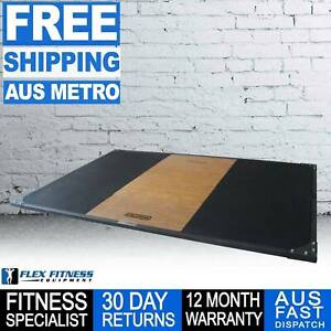 Olympic Competition Weight Lifting Platform ***Free Shipping ***