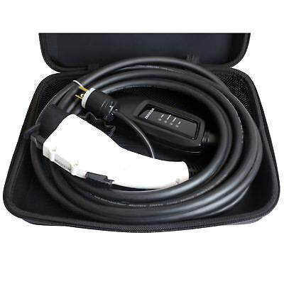 Duosida 25 Feet Level 2 EV Electric Car Charger Compact 16A 120V-240V NEMA 6-20P