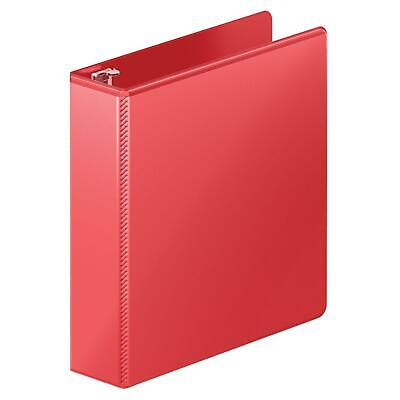 Wilson Jones Heavy Duty Round Ring View Binder With Extra Durable Hinge 2 Inch
