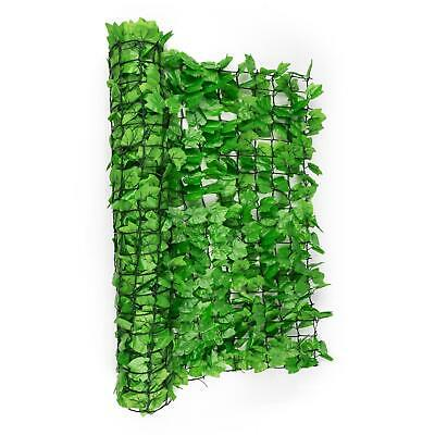 [B-Stock] ARTIFICIAL WIND SCREEN PRIVACY IVY GARDEN PLASTIC MESH DECORATION TERR
