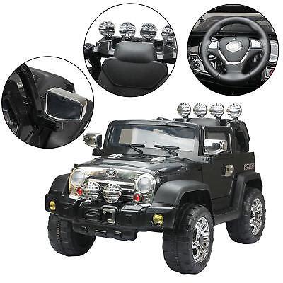 Elektroauto Kinderauto Kinder Fahrzeug Wagen Elektro Auto Spielzeug Jeep