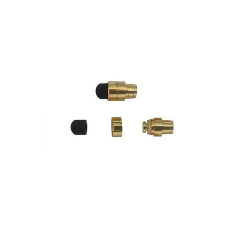 Fancy Pen Touch Stylus Replacement Cap, Gold Finish, Legacy Woodturning