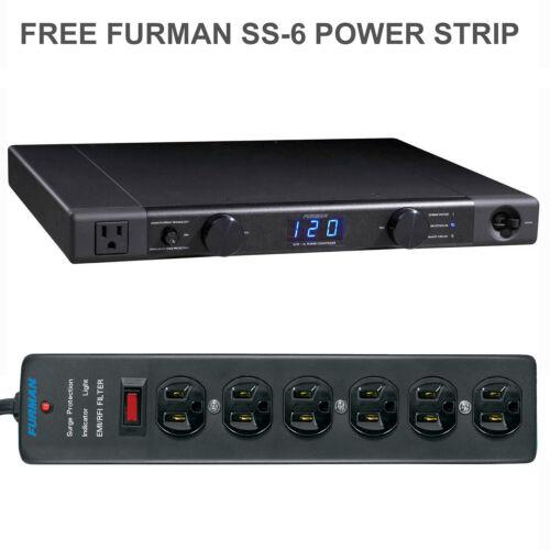 Furman Elite-15i 7-Outlet Linear Filtering AC Power Source. US Authorized Dealer