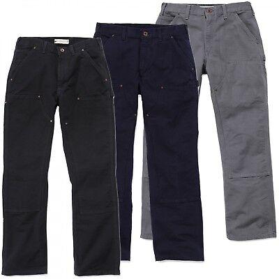 Arbeitshose Carhartt EB136 Bundhose Hose Double Front Workwear Pant Gr. 28 - 42