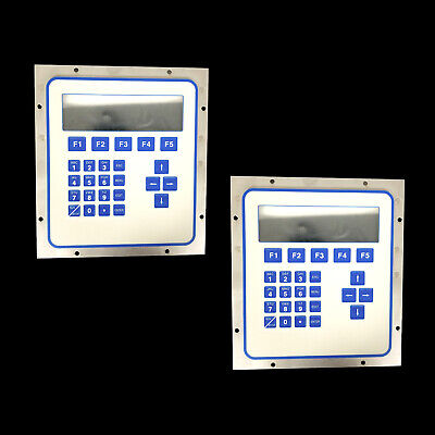 New Lot Of 2x Thermo Partisol Plus 2025 Sequential Air Sampler Keypads