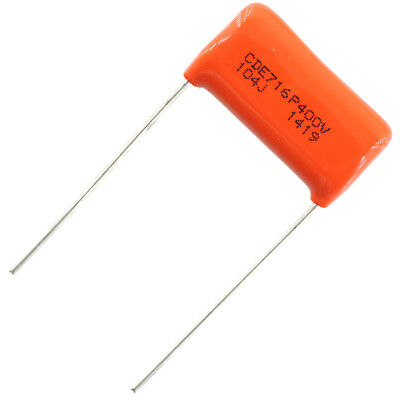 Sprague Orange Drop Capacitor 716p .1uf 400v