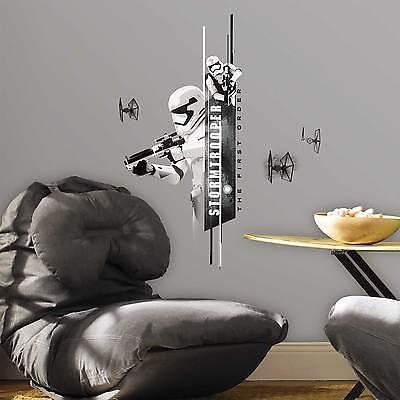 Wandsticker Star Wars Awakens Wandtattoo Sturmtruppen First Order Erwachen Macht