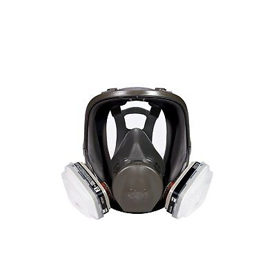 Precise 3m 6200 Gas Mask Safety Masks Security & Protection Workplace Safety Supplie Chemical Respirator To Have A Unique National Style Back To Search Resultssecurity & Protection