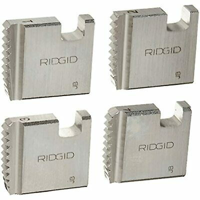 Ridgid 37835 Manual Threader Pipe Dies Right-handed Alloy Npt Pipe Dies With