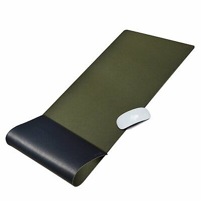 Cennbie Desk Pad Office Desk Mat 35.5 X 15.5 Pu Leather Desk