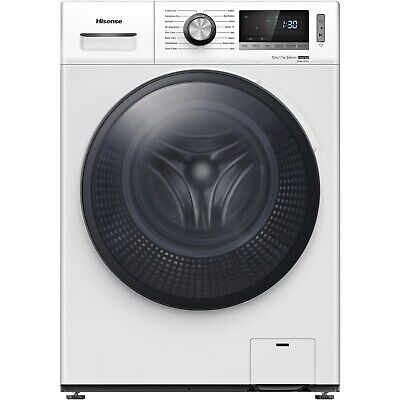 Hisense WDBL1014V 10kg Wash 7kg Dry 1400rpm Freestanding Washer Dryer  WDBL1014V