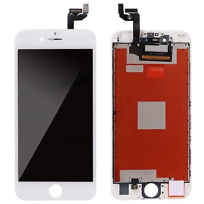KingWo Display Vormontiert für iPhone 6S LCD Digitizer Ersatz Weiß mit CE  ()