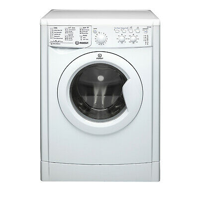 Indesit IWC71452ECOUK.M Washing Machine 7kg Wash Load 1300 RPM Spin A++ White