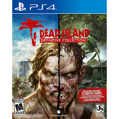 Dead Island: Definitive Collection PS4 [Brand New]