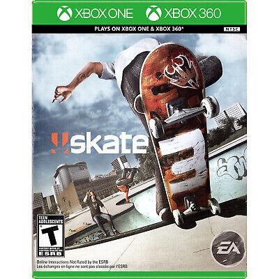 Skate 3 (Backwards Compatible) Xbox 360 [Brand New]