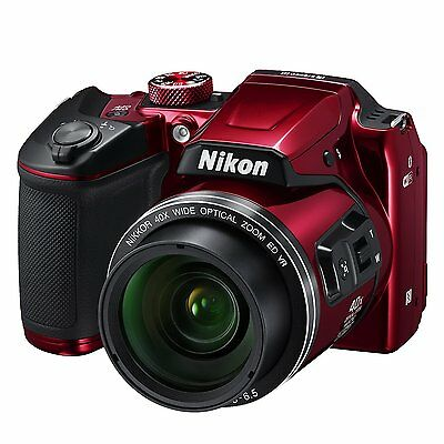 Nikon COOLPIX B500 Digital Camera w/ 3