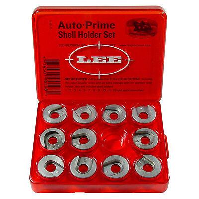 Lee Precision 90198 Auto Prime Shell Holder Set