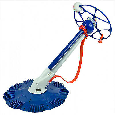 Hurriclean Above Ground & Inground Automatic Suction-Side Pool Cleaner