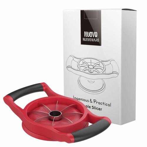 Nuovoware 8-Blades Apple Potato Fruit Slicer Corer Cutter Peeler Kitchen Tool US