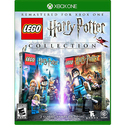LEGO Harry Potter Collection Xbox One [Brand New]