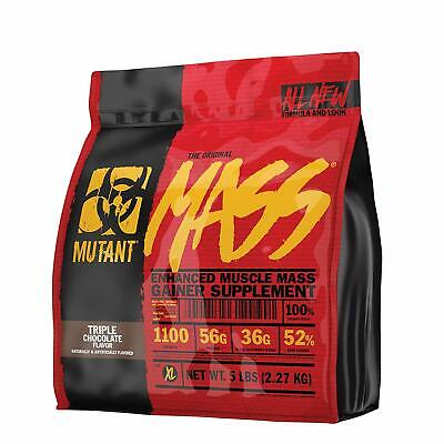 Mutant Mass – Award Winning Weight Gainer Featuring A 10 W