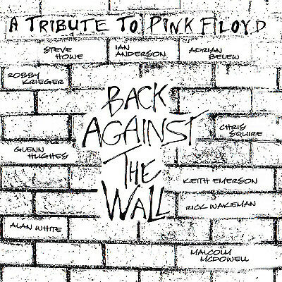 CD Pink Floyd A Tribute To Back Against The Wall mit Ian Anderson