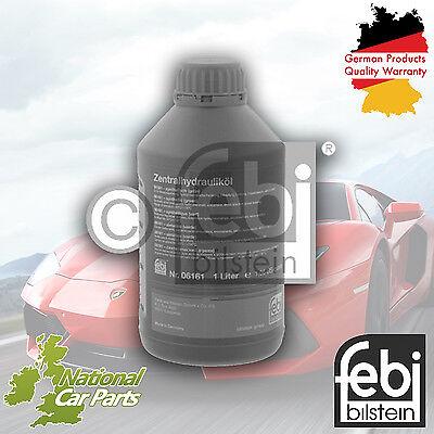 Seat Ibiza Cordoba Toledo Febi Hydraulic and Power Steering Fluid 1 Litre