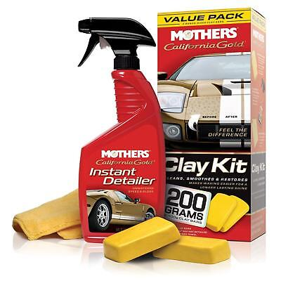 Car Wash Clay Bar Gold Cleaning Remove Detailing Cleaner
