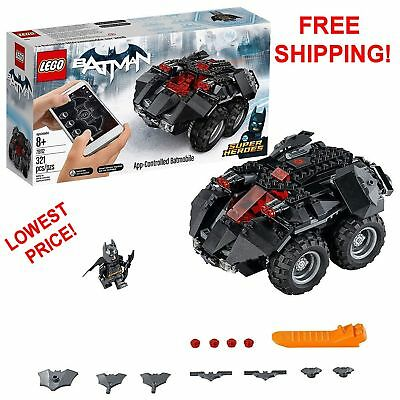 LEGO BATMAN 76112 App-Controlled Batmobile  - NEW / Sealed 321 Pieces HOT TOY!