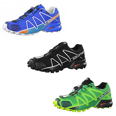Salomon Herren Trail Running Schuhe Speedcross 4 GTX ()