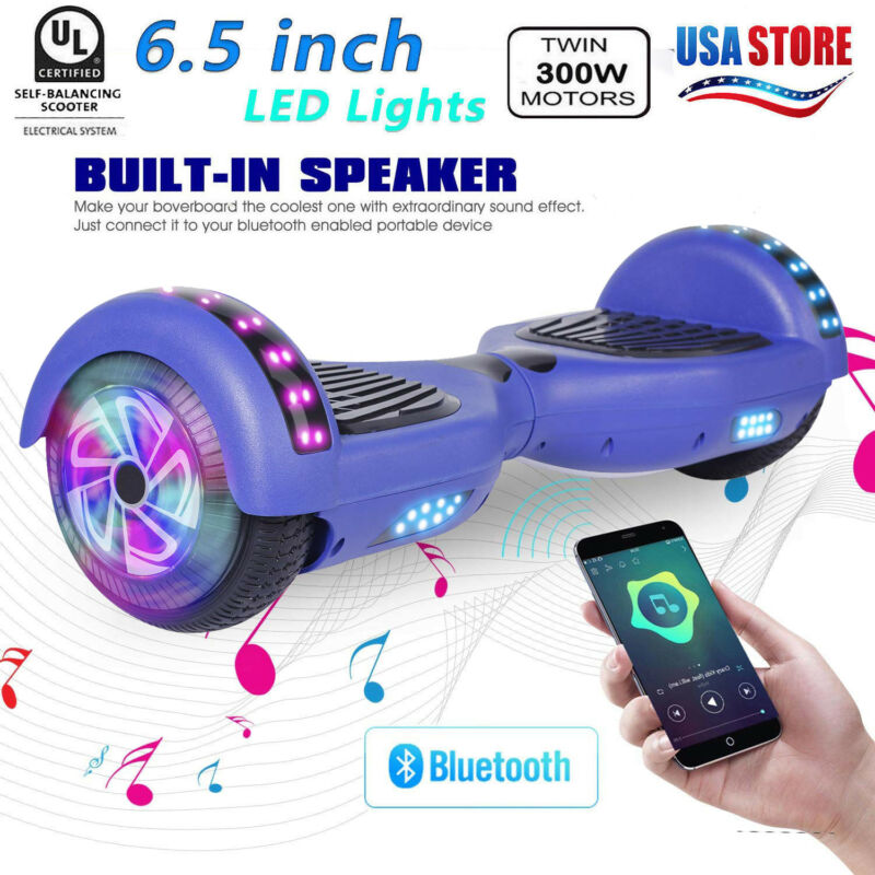 nht 6 5 electric self balancing scooter