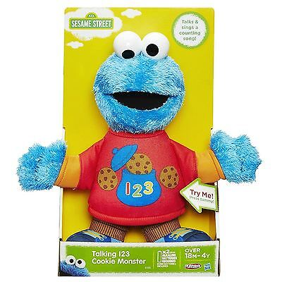 123 Sesame Street - Talking 123 Cookie Monster