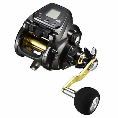 Daiwa Reel Leobritz S500J Maximum drag force 15 kg 33 lbs English display NEW