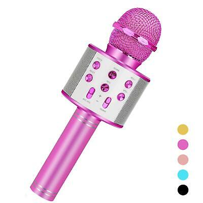Toys For 3-16 Years Old Girls Gifts,Karaoke Microphone For Kids Age (Best Toys For 2 Year Old Girls)